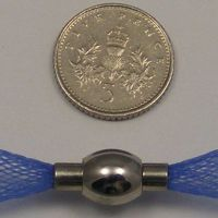 3mm Magnetic Clasp - Polished Finish