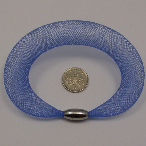 <!--705-->16mm Crin - Blue