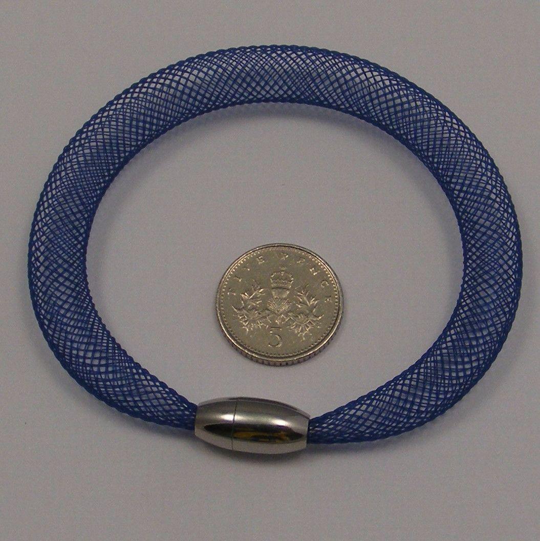 <!--084-->8mm Crin x 1 metre - Navy Blue