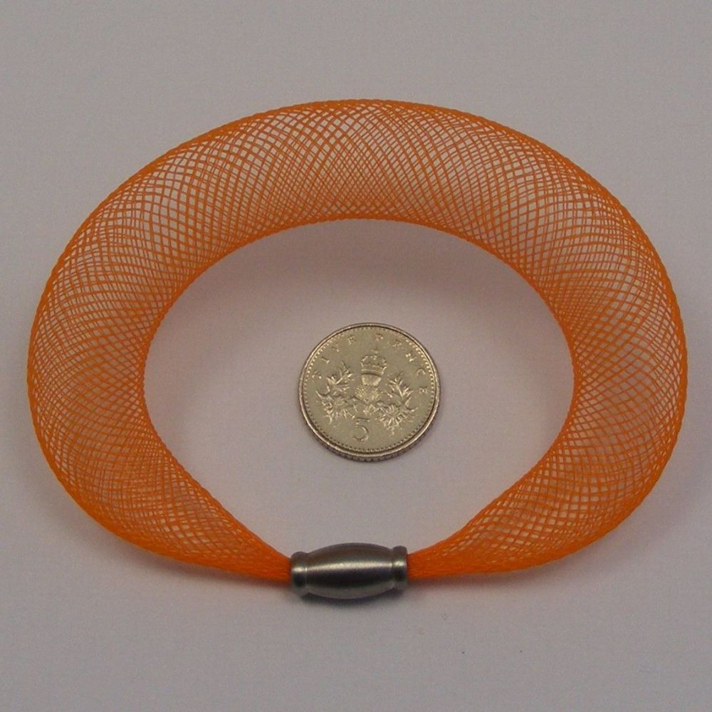 <!--702-->16mm Crin - Orange