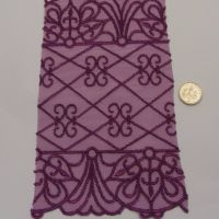 Lace - Purple Art Deco