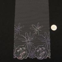 (L38) Lace - Lilac Daisy