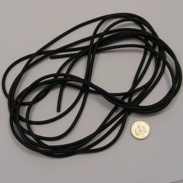 <!--003--> Rubber Cord - 3mm