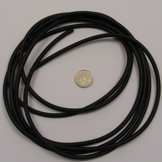 <!--004-->Rubber Cord - 4mm