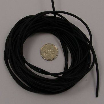 <!--002-->Rubber Cord - 2mm