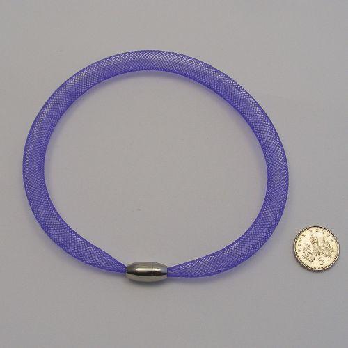 <!--786-->8mm Crin x 1 metre - Purple