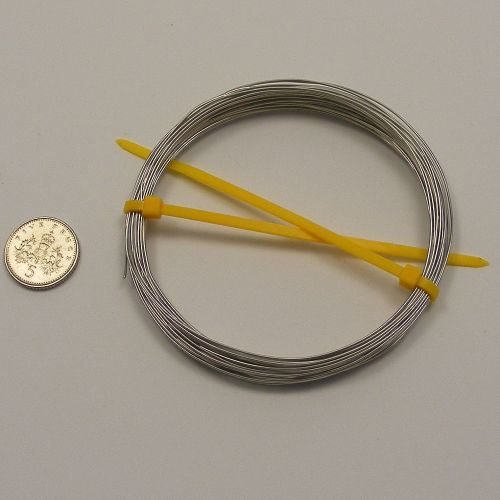 <!---001-->Stainless Steel Wire 0.61mm x 8 metres