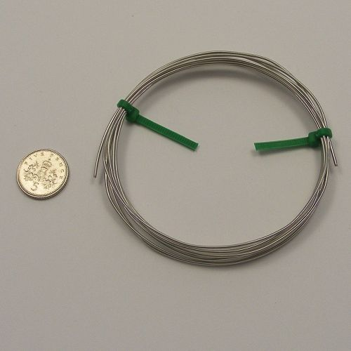 <!--010-->Stainless Steel Wire 1.0mm x 2 metres