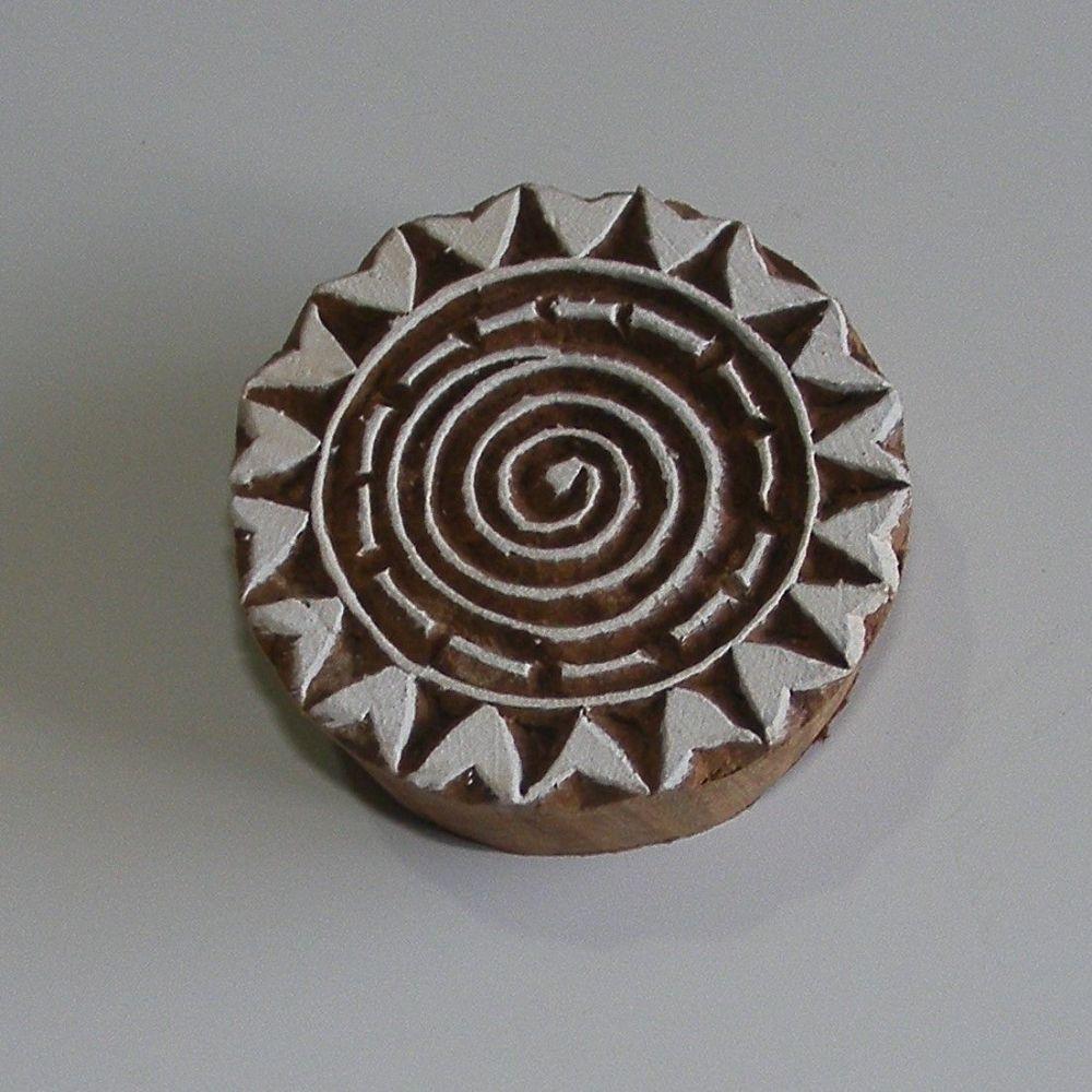 <!--061-->(G 61)Round Geo - Spiral