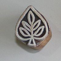 (L 8)Leaf Teardrop
