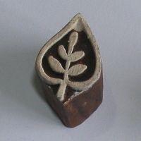 (L 7)Leaf Teardrop
