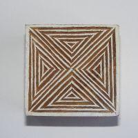 (G 131)Square Geometric