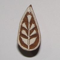 (L 12)Leaf Teardrop