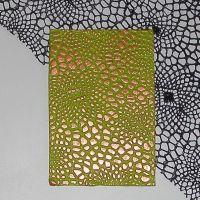 (BL 02) Lizard Lace - Bangle Length