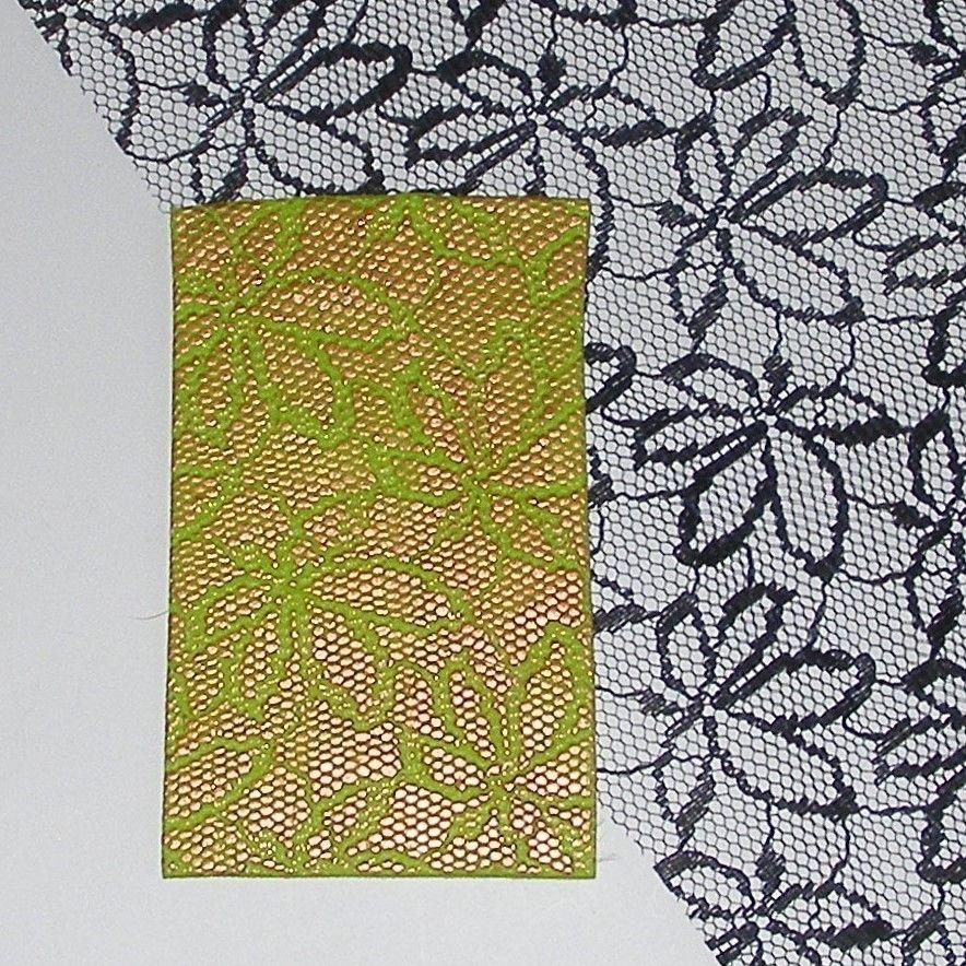 Ne<!--007-->(BL 7)Conker Leaf Lace - Bangle length