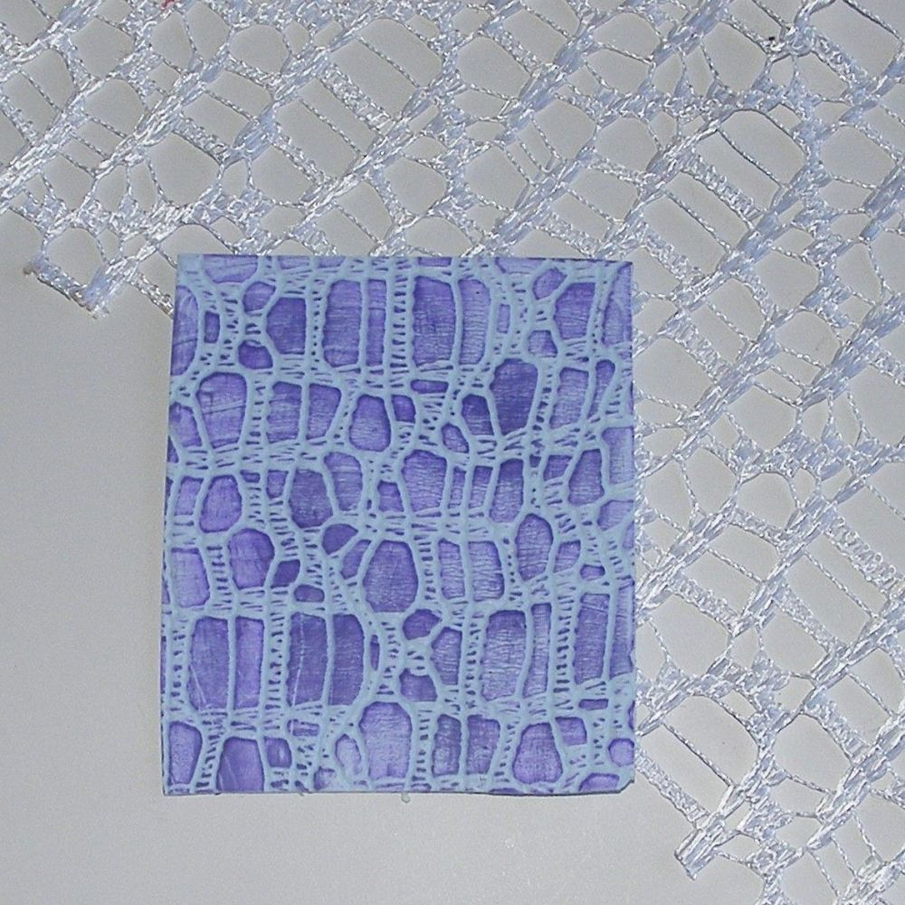 <!--0012-->(BL 12)Iregular Mesh Lace - Bangle length
