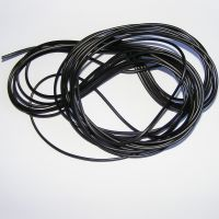 (HC 3)  3mm Hollow Rubber Cord