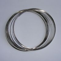 (MW 10) Steel Memory Wire 1mm - Necklace