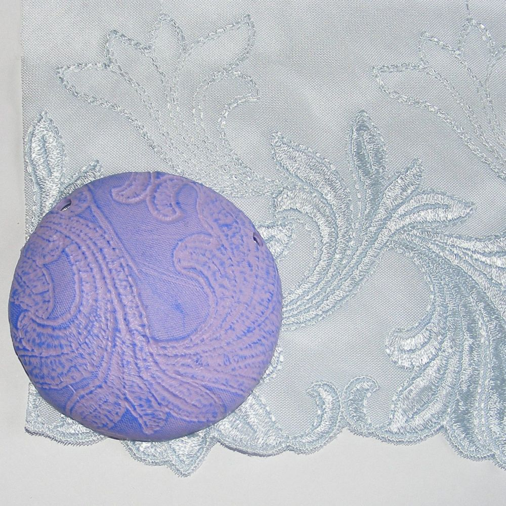 <!--031-->(L31) Lace - Blue Lily Tulle