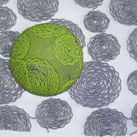 (L05)Lace - Grey Coils