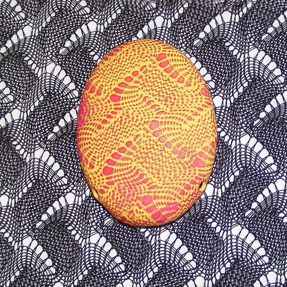 <!--007-->(BL 07) Black Geo Weave