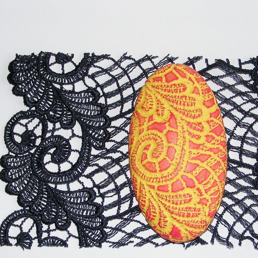 <!--008-->(L08)Lace - Navy Illusion
