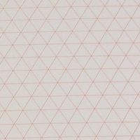 (LM 03) A4 Laminated Isometric Grid Sheet - 10mm