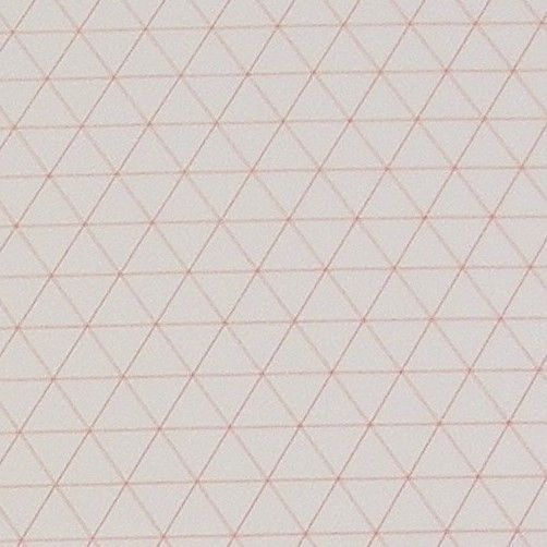 <!--003-->(LM 03) A4 Laminated Isometric Grid Sheet - 10mm