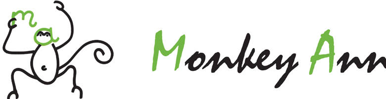 Monkey Ann, site logo.