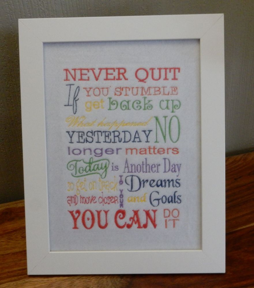 Never Quit picture