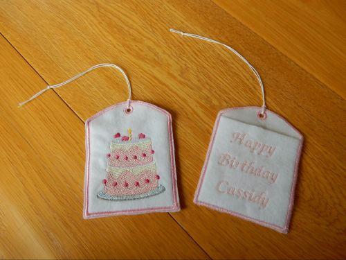 Birthday Gift pouch
