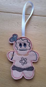 Steam punk Gingerbread Twist