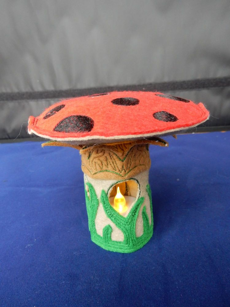 Fairy Toadstool Cottage