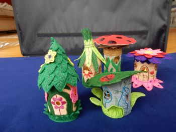 Fairy home village