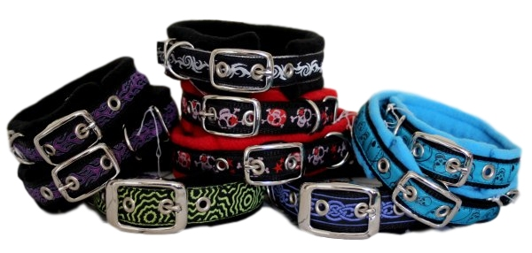 <!--001-->Buckle Collars