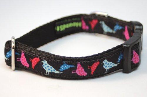Black Spotty Birds