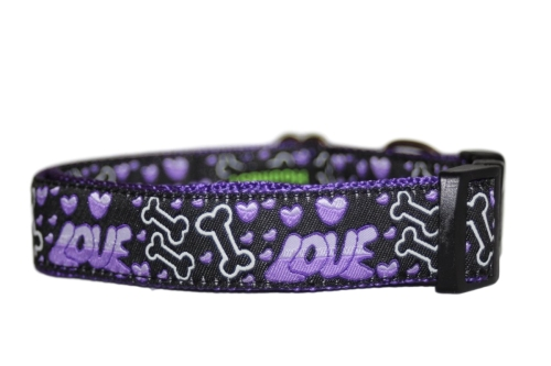 Purple Love Bones