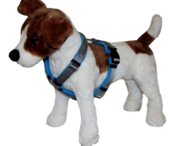 Fleece Lined Harness - Made to Order.  Prices from
