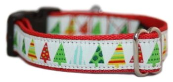 Red Xmas Trees - Small Clip Colla