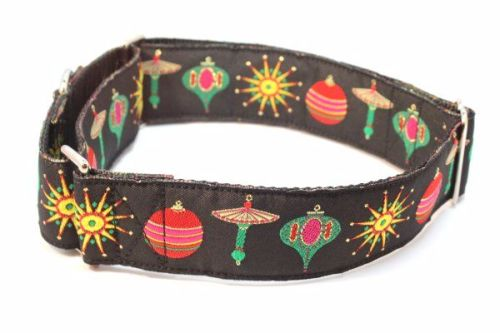 Christmas Baubles - Martingale (unlined)