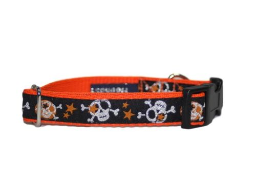 Orange Skulls