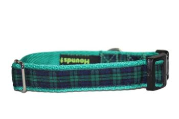 Green Blackwatch Tartan