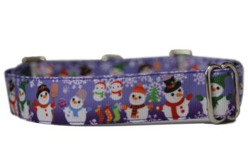 Purple Snowmen - Martingale
