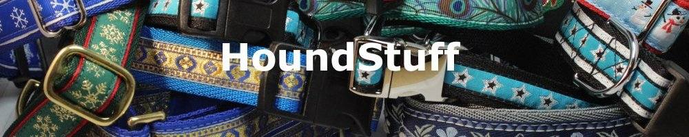 HoundStuff, site logo.