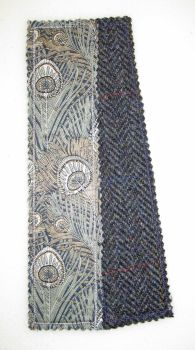 Liberty - Hera and Harris Tweed Bookmark