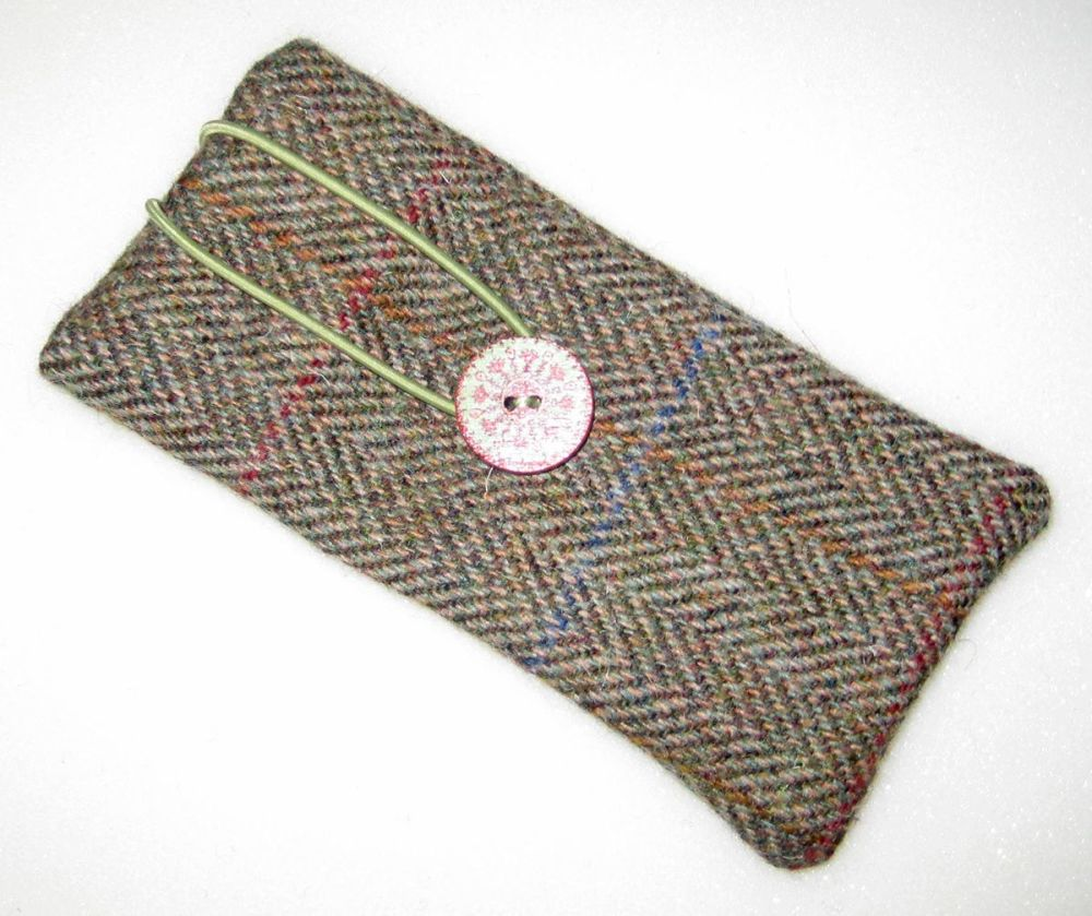 Harris Tweed - fabric and Liberty -