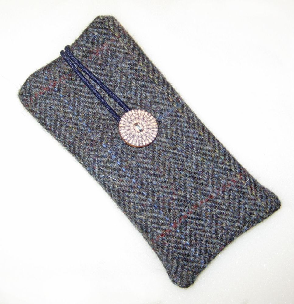 Harris Tweed - fabric and Liberty -