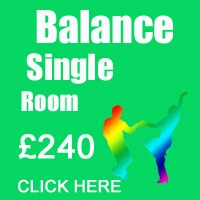 June Balance Single Room
