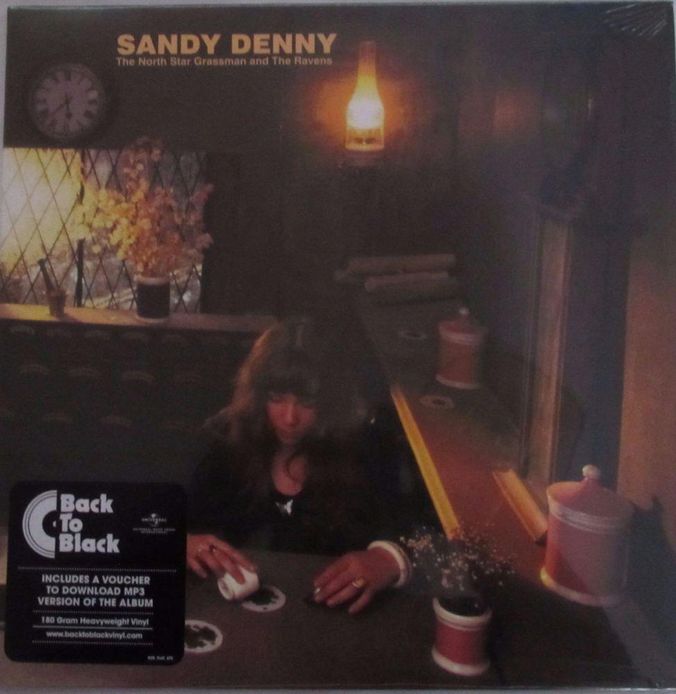 Sandy Denny  The North Star Grassman And The Ravens 180 Gram Heavyweight Vi