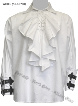 Dark Star by Jordash Mens Goth Shirt DS/SH/5666 available in black or white